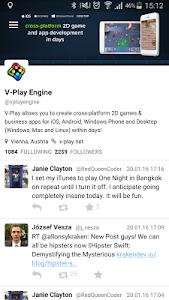 Qt 5 Showcases by V-Play Apps screenshot 5