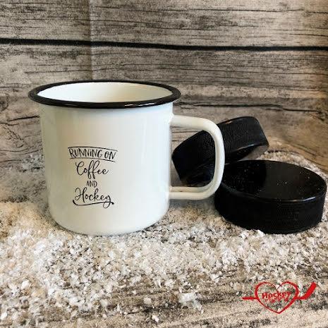 Mugg - Running on coffee and hockey