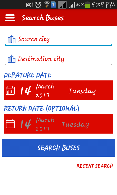 Mahaveer Travels Agency- screenshot