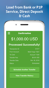 MOVO - Mobile Cash & Payments- screenshot thumbnail