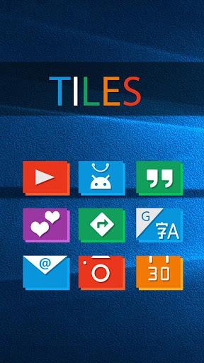 Tiles - Solo Theme