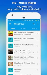 A+ Music Player App Download For Android 1