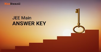 JEE Main 2019 Answer Key - Download Official Question Paper and Answer Key (April 2019)
