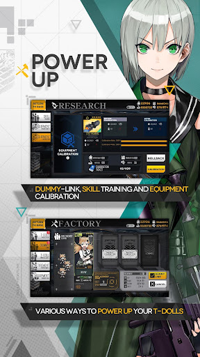 Girls' Frontline 2.0223_274 Cheat screenshots 4