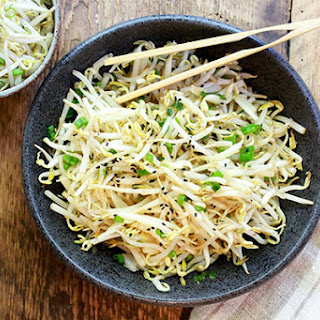 Japanese Bean Sprouts Salad Recipe
