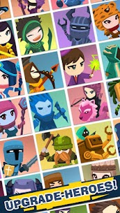 Tap Titans MOD APK (Unlimited Diamonds) 5