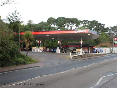 Texaco Service Station on Torquay Road - Petrol Filling