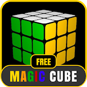 Magic cube puzzle Pro