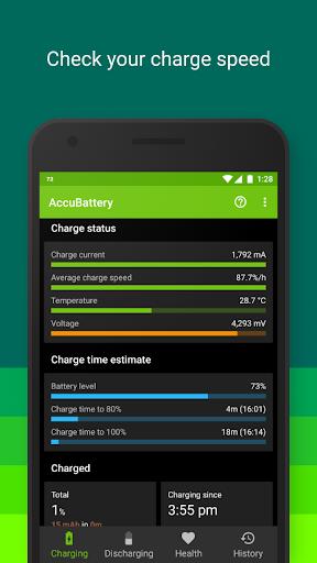 AccuBattery screenshot 5