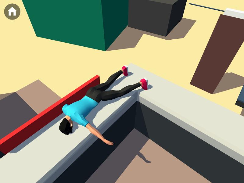 Parkour Flight Screenshot 8