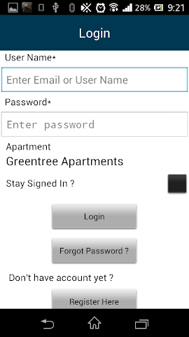 android Green Tree Apartments Screenshot 12