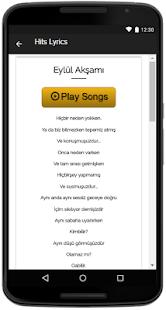 Bülent Ortaçgil Songs Lyrics - náhled