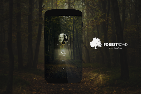 Forest Road Theme for KLWP v1.0