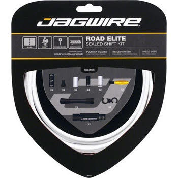 Jagwire Road Elite Sealed Shift Kit