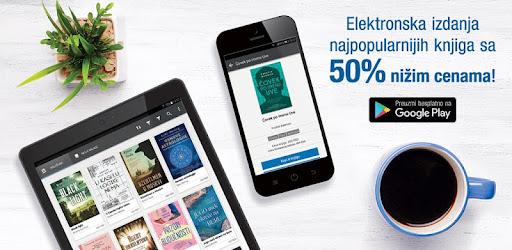 Delfi knjižare – Апликације на Google Play-у