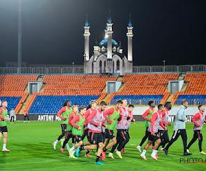 Les Diables Rouges conserveront leur première place au classement FIFA
