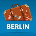 Berlin offline map icon