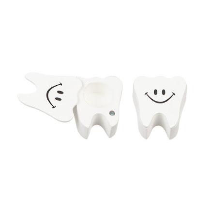 Trälåda tand