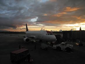 Photo: Départ pour Lima