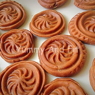 Chocolate Arrowroot Cookies (Gluten Free)