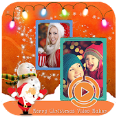Merry Christmas Video Maker