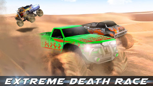 Monster Truck Desert Death Race 1.1 screenshots 1