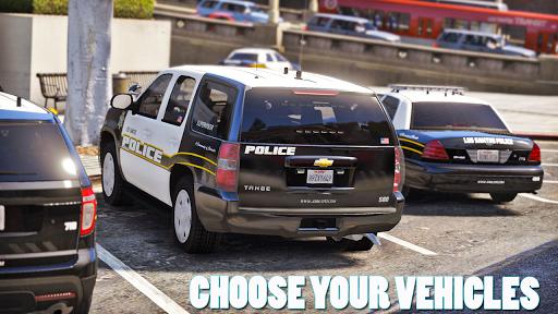 Spooky Stunt Crazy Police Parking 2020 0.1 screenshots 11