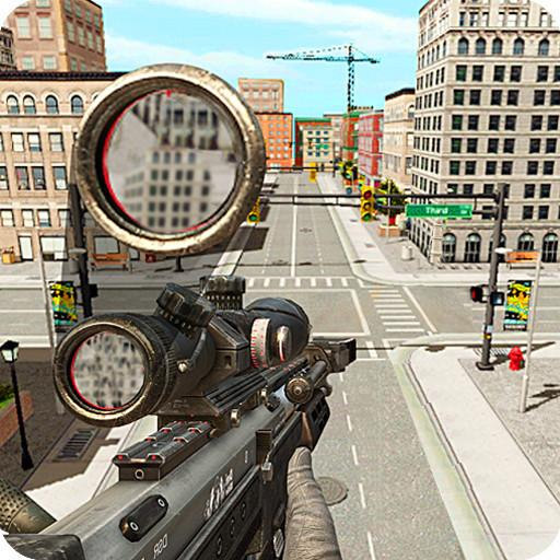 New Sniper Shooting 2019 –Free Shooting Games Icon