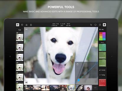 Polarr Photo Editor- screenshot