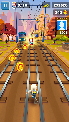 Subway Surfers (Mod Money/Keys/Unlocked)