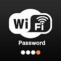 Wi-Fi Password Show: Wi-Fi Password Key Finder icon