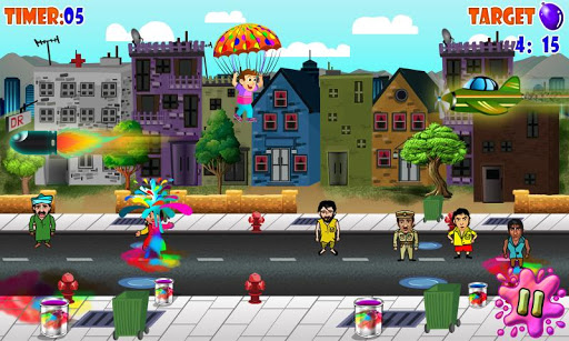 City Color Boom- The Holi Game 1.0 screenshots 4