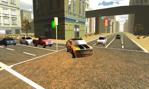 Driving Test - Car Simulation