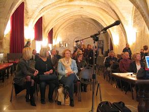 Photo: La salle Pétrarque de la ville de Montpellier