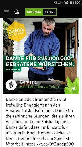 FohlenApp screenshot 4