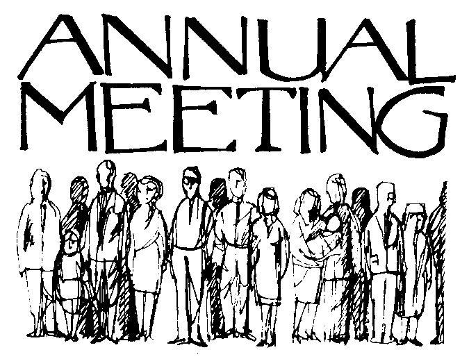 Image result for congregational meeting clipart