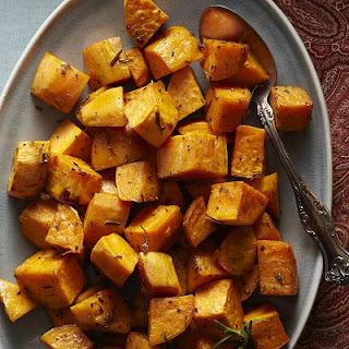 Rosemary Sweet Potatoes.