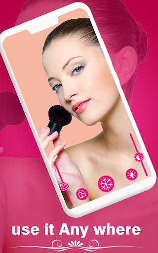 Makeup Mirror free app screenshot 1