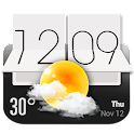 HTC Sense Style Weather Widget icon