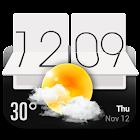 unwetterwarnung temperatur app icon