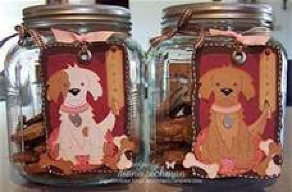 Storing 1.	 Store dog treats the same way you would homemade people cookies. The amount and...