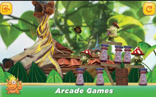 Tree Fu Tom:  Play and Learn 5.0 screenshots 2