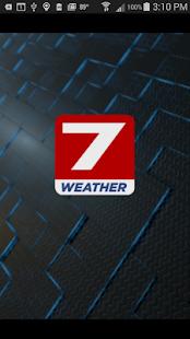 KPLC 7 StormVision Weather- screenshot thumbnail