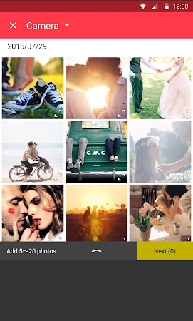 SlidePlus:Free Slideshow Maker 0.8.0 screenshot 32038