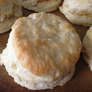 Homemade Biscuits, Southern Style
