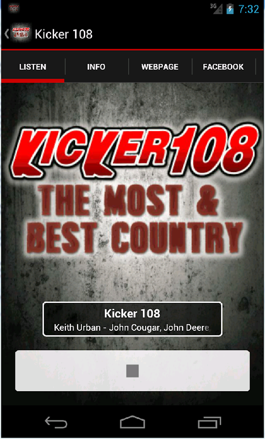 Kicker 108- screenshot