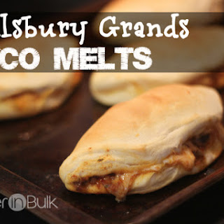 Pillsbury Grands Taco Melts