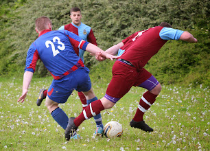 Photo: 17/05/14 v Weedon (Northants Combination League Division Two) 0-2 - contributed by Gary Spooner