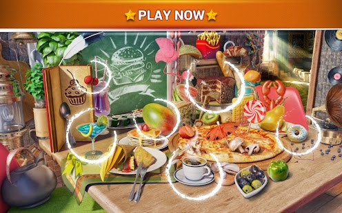 Hidden Objects Food – Kitchen Cleaning Game - Android Apps on ...