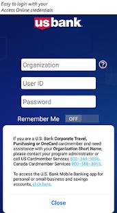 us bank access online help